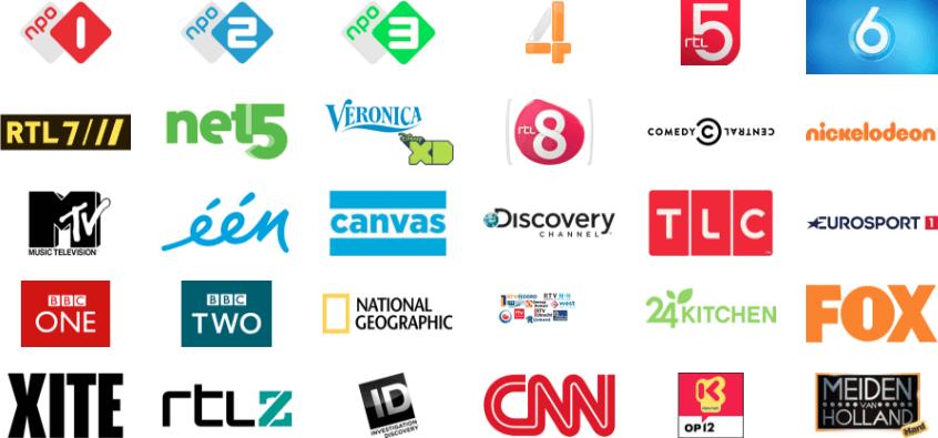 Digitenne digitale ontvangers: draadloos KPN digitaal tv ...